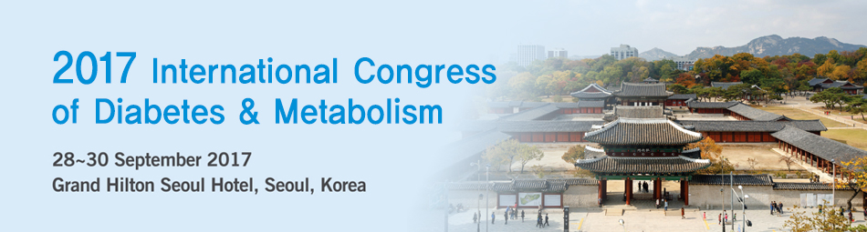 2017 International Congress of Diabetes and Metabolism